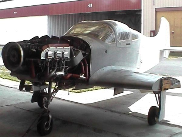 Side By Side For Sale >> Barracuda Airplane for Sale: Photos, Engine Views