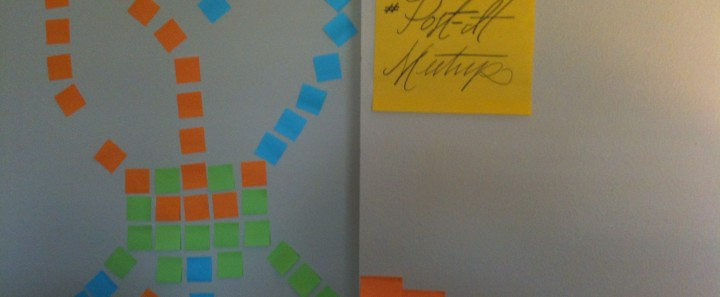 Creativity personified: Post-it Meetup at SXSW Interactive